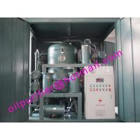 China High KVA Transformer Oil Filtration Machine,Degasfier,dehydrator Transformer Maintenance on sale