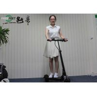 Quality 350 W Mobility 2 Wheel Self Balancing Electric Vehicle Rechargeable Battery for sale