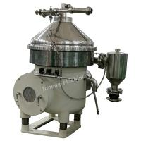 Power Plant Use Centrifuge Oil Water Separator , Diesel Oil Water Separator Machine Manufactures