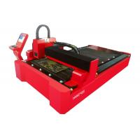 China Thin metal plate CNC Laser Cutting Machine with top fiber laser generator - IPG on sale