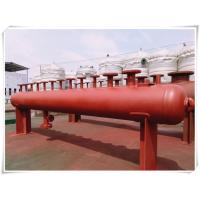 Large Steel Water Storage Tanks , Stainless Steel Rainwater / Cold Water Storage Tanks Manufactures