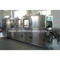 Automatic Barreled Water Filling Line/Equipment 3-5gallon Manufactures