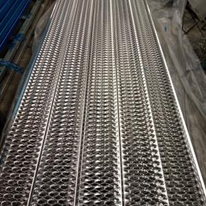 trailer decking metal grate / heavy duty catwalk decking grating Manufactures
