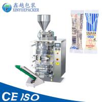 High Output  Ketchup Sachet Packing Machine , Tomato Paste Packaging Machine Manufactures