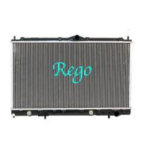 Brazed Car Cooling Radiator Replacement For 2003 Toyota Camry / 2005 Toyota Sienna Manufactures