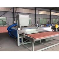 Horizontal Double Glazing Machinery Low - E flat glass washer Equipment Manufactures