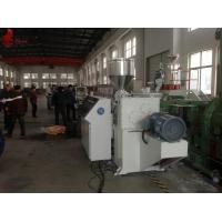 Single-screw / Twin-screw WPC Extrusion Line for wide door board Manufactures