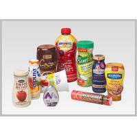 Food Packaging Shrink Wrap Bottle Labels PVC PET Material For Wine Bottles Manufactures