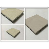 Quality Sandstone Honeycomb Panel with Edge Open For Indoor Decoration for sale