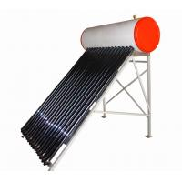 pressurized solar hot water heater Manufactures