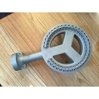 China Light Weight Aluminium Die Casting Parts Gas Stove Burner Easy Carry on sale