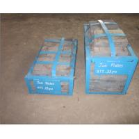 High Cr Cast Iron Jaw Plates Crusher Wear Parts With More Than HRC60 Hardness Manufactures
