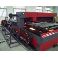 Metal Pipe and Round Tube 650 Watt  YAG Laser Cutting Machine for Metal Structure Manufactures
