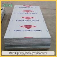 Removable PE Stretch Film , Blue Protective Film For Stainless Steel Appliances Manufactures
