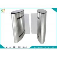 Quality Rfid Card Rearder Speed Gates Automatic  Sliding Barrier Turnstile for sale