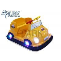 12 V Amusement Rides Kids Bumper Car Battery Powered CE Certificate Manufactures