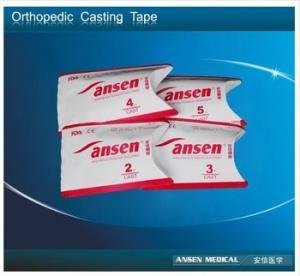 Best fiberglass casting tape 4yd Fiberglass Orthopedic Casting Tape for Broken Bones Manufactures