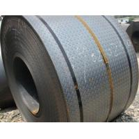 Patterned Steel Plate Hot Rolled With Checkered , Hot Rolled Sheet Metal Manufactures