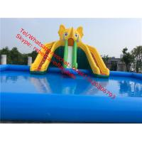 Inflatable Water Slide Inflatable Slide Pool Slide Water Park  Inflatable Games Manufactures