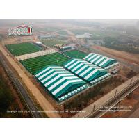 Double PVC Coated Fabric Big Sport Event Tents Size 204x120x3mm Manufactures