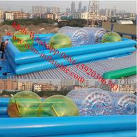 inflatable hamster ball pool inflatable paddling pool inflatable deep pool rental Manufactures