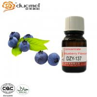 Buy cheap Liquid Blueberry Flavor Concentrates Eliquid Flavoring GB 30616-2014 from wholesalers