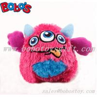 China 4 Cute pink color stuffed pet toy with squeaker for puppy and dog on sale