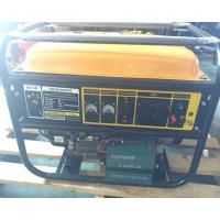 China Fast delivery  high quality 2kw 3kw 5kw 6kw  gasoline generator  AC single /three phase  for home use on sale