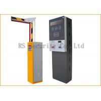 Outdoor parking barrier gate Intelligent Automatic Parking System Manufactures
