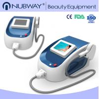 China Permanent Painless Portable Diode Laser Hair Removal Machine / Diode Laser Depilation on sale