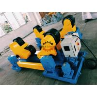 Long Cable Automatic Pipe Welding Rotator For Turning Pipes / Tanks / Shells Body Manufactures