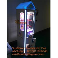 Newest Prize Coin Operated Crane Machine Magic House Best Mini Key Master Supplier Manufactures