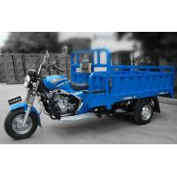 Gasoline Three Wheel Tricycles 200cc Water Cooling For Farming Countries Manufactures