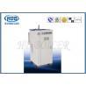 Vertical Steam Turbine Electric Generator , Electric Hot Water Boiler Low Pressure