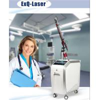 Q Switched Nd Yag Laser Pigmentation Removal Machine With 7 Articular Diaphragm Arm Manufactures