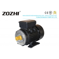 Single Phase 1.5kw 2hp Aluminum Electric Motor MY90L-4 Manufactures