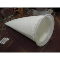 """Quality Marine filter sock in 200 micron felt 4"""" short size for sale"""
