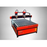 China Multi - Function CNC Wood Carving Machine AC220V With Buddha / Furniture Carving on sale