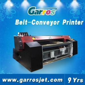 1.8m Garros belt type high speed digital textile printer Manufactures