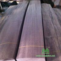 Laminate wooden flooring with black walnut veneer sheets used for decorating the house Manufactures