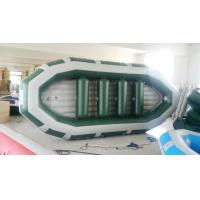 Lightweight 440cm 6 Person Inflatable River Boats With Airmat Floor Manufactures