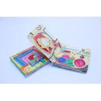 3D Effect Flip Card Childrens Book Printing , Die Cutting With Picture Printing Manufactures