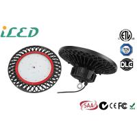 Cool White Aluminium Alloy ufo led high bay lamp / 150W warehouse led lighting Manufactures