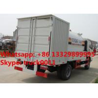 Quality Wholesale 5.5m3 mobile lpg gas dispensing truck for Nigeria, 2tons mobile cooking gas dispensing truck for gas cylinders for sale
