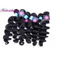 China Raw Loose Curly Unprocessed Healthy Virgin Human Hair on sale