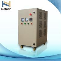 Ceramic Tube Corona Ozone Generator Water Purification Air Cooling For Green Vegetables Manufactures