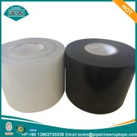 LDPE / HDPE Pipe  Wrapping Coating Tape , Pipe Protection Tape 0.50mm Thickness Manufactures