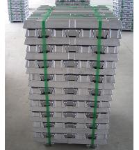 Quality MgSr Magnesium Strontium Alloy Improve castability  , MgSr alloy Ingot for sale