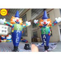 Funny Inflatable Air Dancer Clown Sky Dancer Inclduing Blower For Event Manufactures
