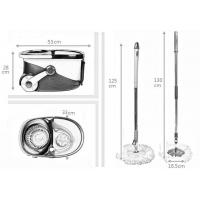 KXY-PC Deluxe 360 spin mop with wheels Manufactures